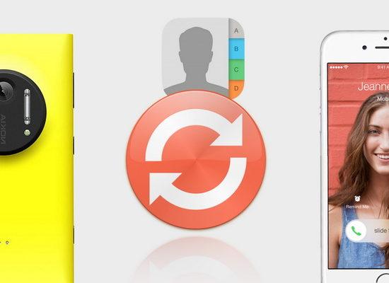 Перенос контактов в память смартфона Xiaomi