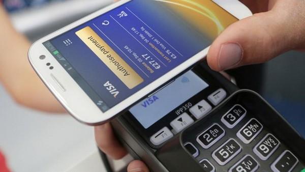 Оплата через NFC