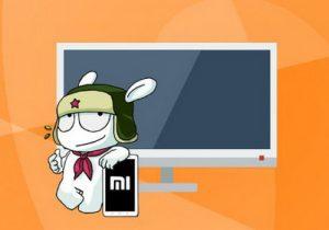 Подключение телефона Xiaomi к телевизору