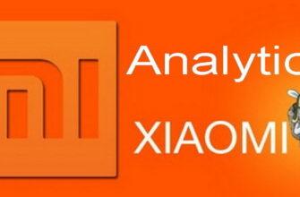 Что такое Analytics на Xiaomi, Redmi, POCO и как исправить сбой в приложении