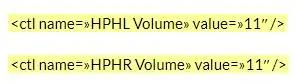 HPHR Volume
