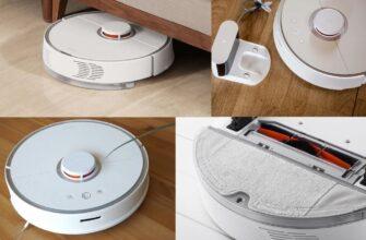 Как почистить робот-пылесос Xiaomi - на примере модели Mi Robot Vacuum Mop Essential
