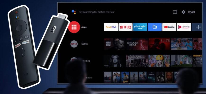 Как подключить и настроить Xiaomi Mi TV Stick