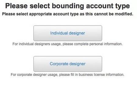 Individual designer
