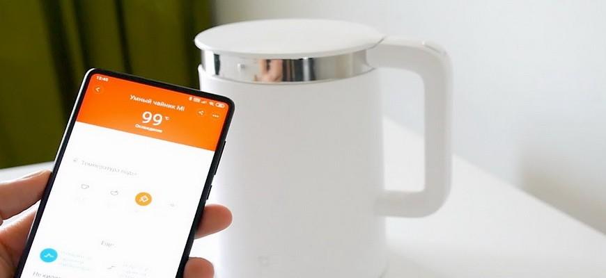 Подключение любой модели «умного» чайника Xiaomi к телефону через Mi Home