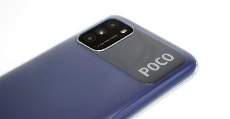 Камеры в смартфоне POCO M3
