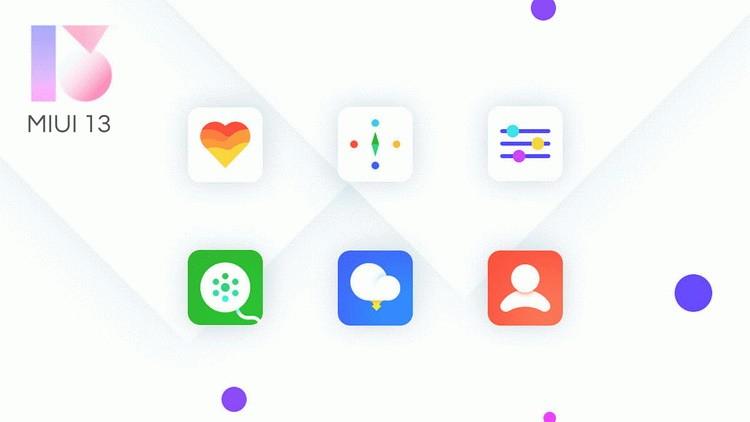 Новые иконки MIUI 13